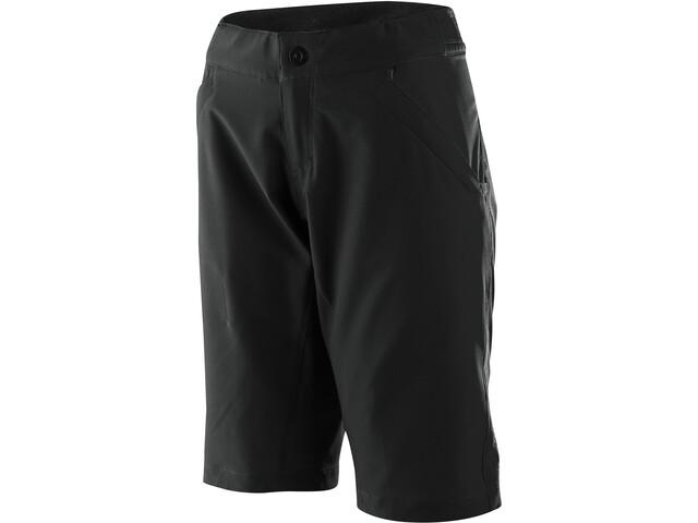 Troy Lee Designs Mischief Shell Shorts Women, czarny